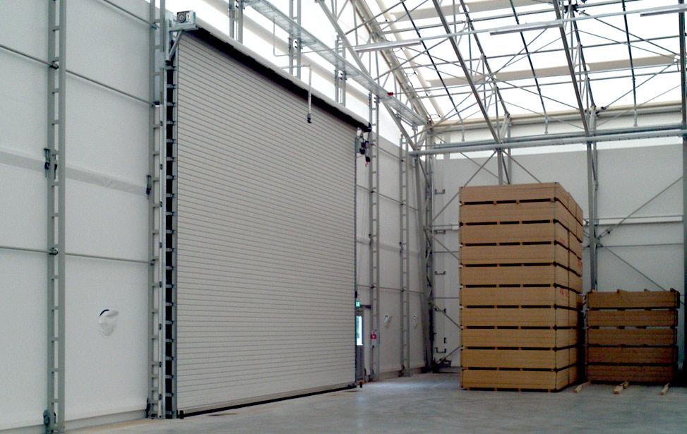 HÖRIG GmbH - Produkte - Rolltore